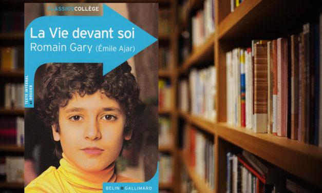 Critique du livre La vie devant soi de l'auteur Romain Gary